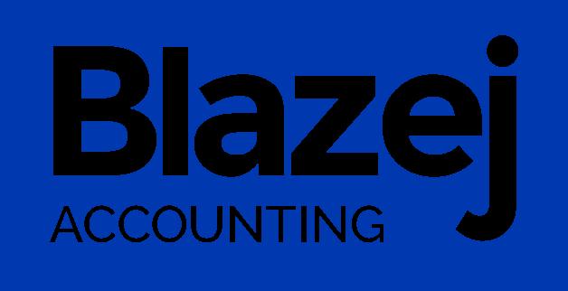 Blazej Logo-1c-Secondary Blue